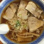 ふくし食堂 - 料理写真:チャーシューメン 750円❤️
