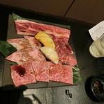 41099892 - 特選肉盛り合わせ・2人前4980円