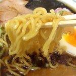 411751 - いこい食堂 「醤油ラーメン」