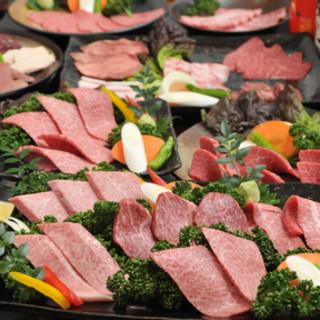 歓送迎会には豪華焼肉での宴会をおすすめします!