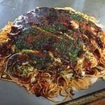 ごんべお好み焼 - 料理写真: