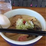 らーめん山頭火 - 元祖濃厚豚骨スープ