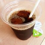 いずみ - アイスコーヒー 100円