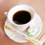 いずみ - ホットコーヒー 100円