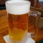 GREEN RATTAN - 生ビール