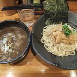らーめん武士道 - つけ麺750円、フーサワお食事券にて500円引き(2015.8.15)