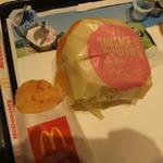 マクドナルド - ポテトも苦手かも
