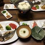 たきい旅館 - 料理写真: