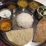 41105608 - 南インド料理ランチ1130円