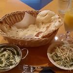41106944 - Mumbai Kitchen Indian Restaurant @西葛西 ランチ Fセット 750円(税込)