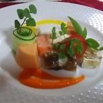 シェ・ママン - 料理写真:前菜♪美味でした