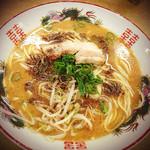 今井食堂 - 中華そば。王道の味。