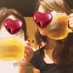 ワインカフェ - 今日は女子デート(•͈⌔•͈⑅)♡