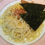 7福神 - 7福神@森町(静岡) つけ麺・塩・中の麺