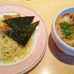 7福神 - 7福神@森町(静岡) つけ麺・塩・中
