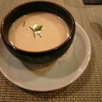 41112248 - ジャガイモの冷たいスープ