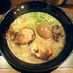博多ラーメン一歩 - 【煮玉子ラーメン】¥780