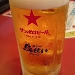 41113536 - 札幌 鳥せい琴似店 生ビール
