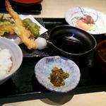 さかなや - 天ぷら膳 950円