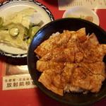 Ichioku - まぐろ生姜焼き丼