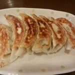 錦華楼 - 餃子