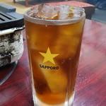 一心焼肉ホルモン店 - ☆ウーロン茶で乾杯です☆