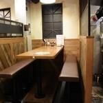 がブリチキン。松江駅前店 - 店内の雰囲気