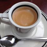41117730 - コーヒー(HOT) ※ランチセット
