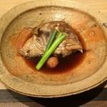 41118515 - 煮魚定食・鯛兜