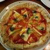 ミ・カーサ - 料理写真: オルトラーナ(野菜のピッツァ)1,510円