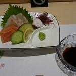 寿司の次郎長 - セット1 刺身
