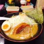 北海道ラーメン 小林屋 - 味噌ラーメン550円