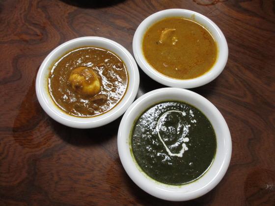 インド料理 ビシュヌ