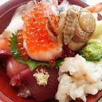 おかせい - 女川丼