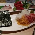 築地青空三代目 - 中落ち(なのかなぁ?)