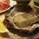 築地青空三代目 - 岩牡蠣