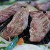 Jingisukanrakutarou - 料理写真:ジンギスカン焼いた肉
