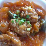 秩父ガネーシャ - チリチキン丼(¥550)