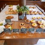 Boulangerie Cherish - 商品棚