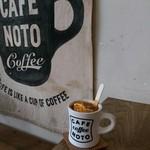 カフェ ノオト コーヒー