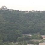 41126343 - 部屋から松山城が見えました
