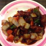 易福菜館 - 酢豚