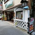 たかぎ - 追手門駐車場から松本城までの通り沿い