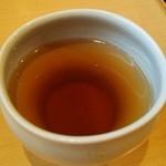 三合菴 - 冷麦茶