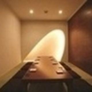 2階席「お座敷個室」