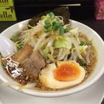 豪ーめん - 醤油女子豪一麺 620円