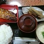 南幸 - うなぎ定食(税込み1650円)