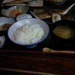 居酒屋 海鮮館 - 料理写真:サンマ定食