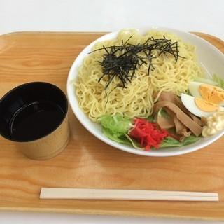 プラージュ - 気仙沼市本吉町のプラージュの中華つけ麺。 高校生に戻った気分。 うまし。 税込540円