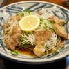 嘉司屋 - 料理写真:冷やし焼き鴨そば